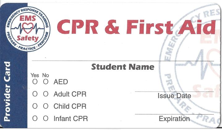 chico cpr/ first aid/ aed training